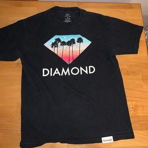 Diamond T-shirt size medium men's